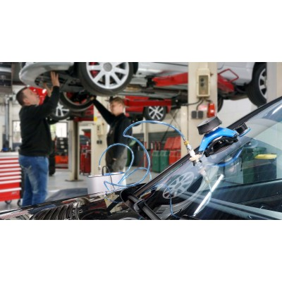 Duobond Pulse windshield repair automat complete