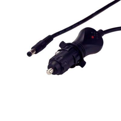 Duobond Pulse connection cable with cigarette lighter plug