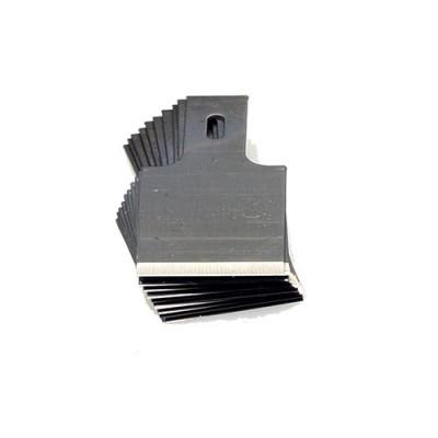 Chisel blades short - 21 mm wide