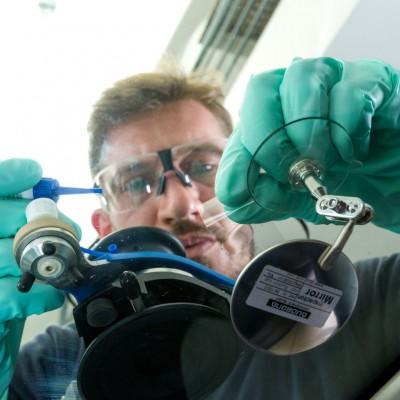 UV-curing film on roll 50 meter